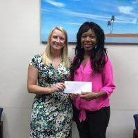 Charitable donation.Department of Children & Family Services