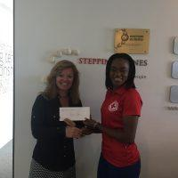 Charitable donation – The Red Cross