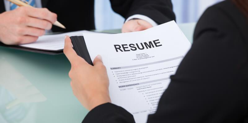 Time to update your resume?