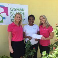 Charitable Donation – Cayman Islands Cancer Society